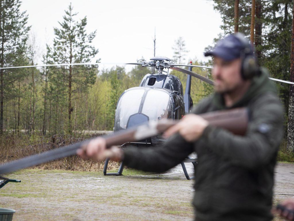 Helikoptertur-lerduveskytte-jonair
